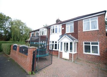 Thumbnail 4 bed semi-detached house for sale in Nicholson Road, Hyde, Cheshire