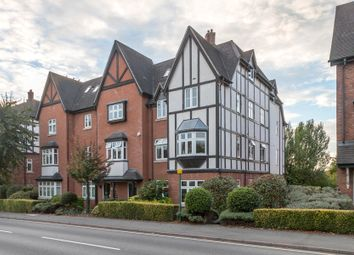 Thumbnail 2 bed flat for sale in Station Road, Dorridge, Solihull