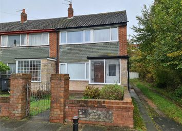 Thumbnail 3 bed semi-detached house to rent in Cotswold Road, Blackpool, Lancashire