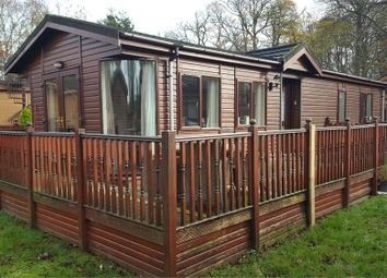 Thumbnail 2 bed mobile/park home for sale in White Cross Bay Holiday Park, Troutbeck Bridge, Windermere, Cumbria