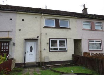 Thumbnail 3 bed terraced house for sale in Croftspar Avenue, Glasgow