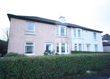Thumbnail 2 bedroom flat for sale in Revoch Drive, Knightswood