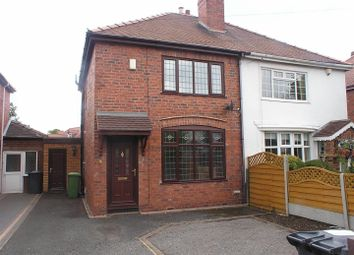 Thumbnail 3 bed semi-detached house to rent in Johns Lane, Great Wyrley, Walsall