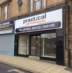 Thumbnail Retail premises to let in 22 & 24, King Cross Street, Halifax