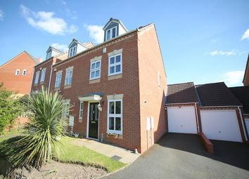 Thumbnail 3 bed terraced house for sale in Hengrave Meadow, Telford