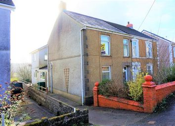 Thumbnail 4 bed semi-detached house for sale in Greenfield Terrace, Pontyberem, Llanelli
