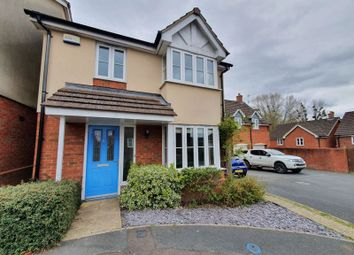 Thumbnail 4 bed detached house for sale in Sparrow Hawk Way, Brockworth, Gloucester