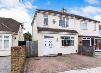 Thumbnail 3 bed semi-detached house for sale in Betterton Road, Rainham