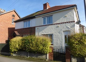 Thumbnail 2 bed semi-detached house to rent in Top Street, Bawtry, Doncaster