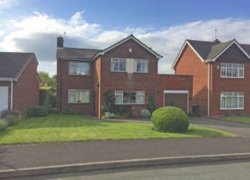 Thumbnail 3 bed detached house for sale in Stourton Crescent, Stourton, Stourbridge