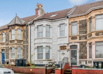 Thumbnail 4 bed terraced house for sale in Robertson Road, Bristol