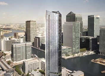 1 bed flat for sale in The Madison, Canary Wharf, London E14