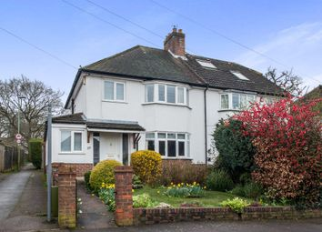 Thumbnail 3 bed semi-detached house for sale in Clay Lane, Bushey Heath, Bushey