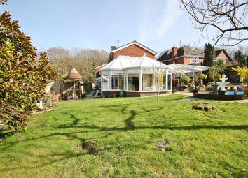 Thumbnail 4 bed detached house for sale in Whiteley Lane, Whiteley, Fareham