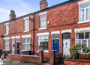 Thumbnail 2 bed terraced house for sale in Finland Road, Stockport