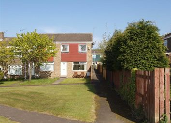 Thumbnail 3 bed end terrace house for sale in Norwich Way, Cramlington