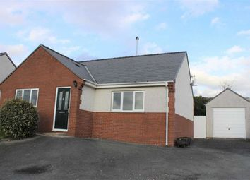 Thumbnail 2 bed detached bungalow to rent in 6, Maes Y Derwen, Llanbrynmair, Powys
