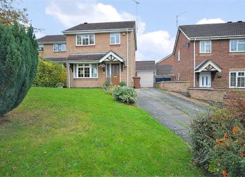 Thumbnail 3 bed detached house for sale in Merryhill, West Hunsbury, Northampton