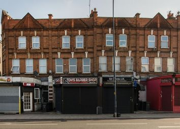 Thumbnail 3 bed flat for sale in Manor Park Parade, London