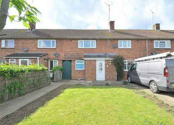 Thumbnail 4 bedroom terraced house for sale in Coxons Close, Huntingdon, Cambridgeshire