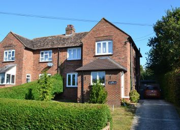 Thumbnail 3 bed semi-detached house for sale in Warehorne, Ashford