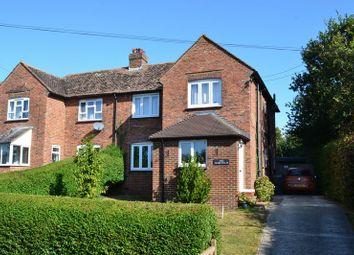 Thumbnail Semi-detached house for sale in Warehorne, Ashford