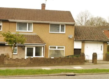 Thumbnail 2 bed end terrace house for sale in Edlogan Way, Croesyceiliog, Cwmbran