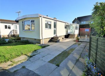 Thumbnail 2 bed mobile/park home for sale in The Close, Overdale Park, Skipton