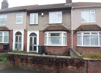 Thumbnail 3 bed terraced house to rent in Hillside Road, St George, Bristol