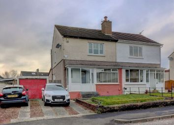 Thumbnail 2 bed semi-detached house for sale in 18 Somerled Avenue, Paisley