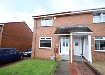Thumbnail 2 bed semi-detached house for sale in Darnaway Avenue, Garthamlock, Lanarkshire