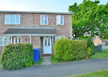 Thumbnail 2 bed end terrace house for sale in Daubeney Avenue, Saxilby, Lincoln