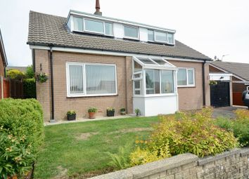 Thumbnail 3 bed detached bungalow for sale in Harewood Avenue, Simonstone, Burnley