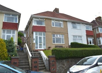 Thumbnail 3 bed semi-detached house for sale in Lon Ger Y Coed, Cockett, Swansea