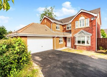 Thumbnail 4 bed detached house for sale in The Heritage, Leyland