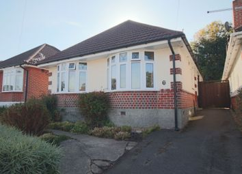 Thumbnail 3 bed bungalow for sale in Minterne Road, Bournemouth