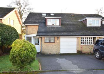 Thumbnail 3 bed semi-detached house for sale in Chesholt Close, Fernhurst, Haslemere, West Sussex
