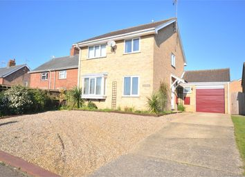 Thumbnail 4 bedroom detached house to rent in Nursery Lane, North Wootton, King's Lynn