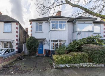Thumbnail 4 bedroom terraced house to rent in Hanover Road, Kensal Rise