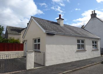 Thumbnail 1 bed detached bungalow for sale in Duke Street, Fochabers