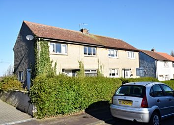 Thumbnail Semi-detached house for sale in Dunlop Terrace, Ayr, South Ayrshire
