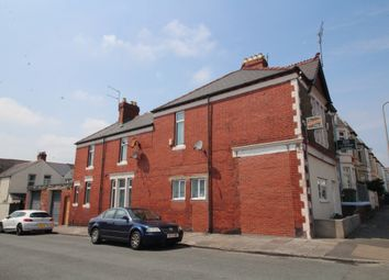 Thumbnail 4 bed end terrace house for sale in Brithdir Street, Cathays, Cardiff