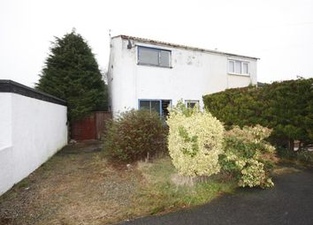 Thumbnail 2 bed semi-detached house for sale in Lon Y Waen, Menai Bridge