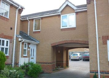 Thumbnail 1 bed maisonette to rent in Curlew Grove, Stanground, Peterborough