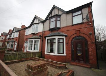 Thumbnail 4 bed semi-detached house for sale in Lowther Road, Fleetwood