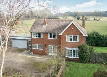 Thumbnail 4 bedroom detached house for sale in York Road, Escrick, York