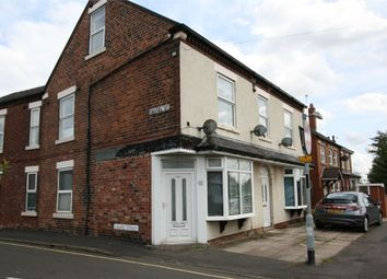 Thumbnail 1 bed flat to rent in Ilkeston Road, Heanor, Derbyshire