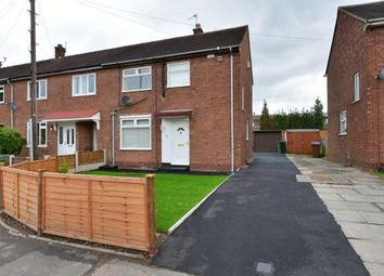 Thumbnail 2 bed end terrace house for sale in Yeardsley Close, Bramhall, Stockport