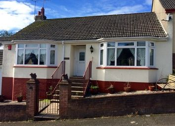 Thumbnail 2 bed bungalow to rent in Edenvale Road, Paignton