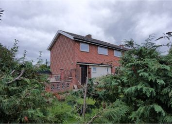 Thumbnail 3 bedroom end terrace house for sale in St. Andrews Drive, Ipswich